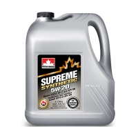 PETRO-CANADA Supreme Synthetic 5W20, 4л MOSYN52C16